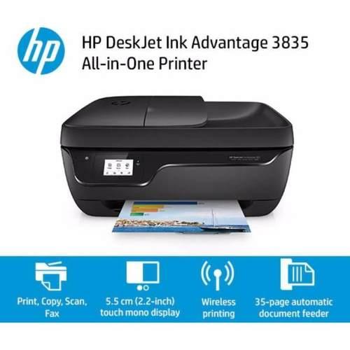 צעיר מדפסת הזרקת דיו HP DeskJet 3835 F5R96C - Hp - מדפסות CM-94