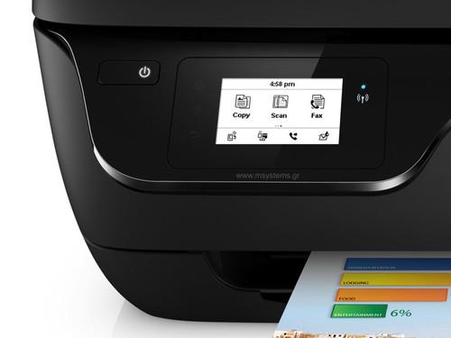 מודרני מדפסת הזרקת דיו HP DeskJet 3835 F5R96C - Hp - מדפסות BX-69