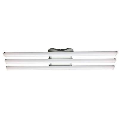 מודיעין גוף תאורה צמוד תקרה לד אור לבן Semicom SM-KL013/108DL 108CW סמיקום RM-32