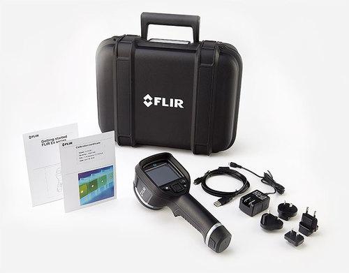 הוראות חדשות מצלמה תרמית מחיר הכי הזול בשוק, מצלמה תרמית לאיתור נזילות מים YI-57