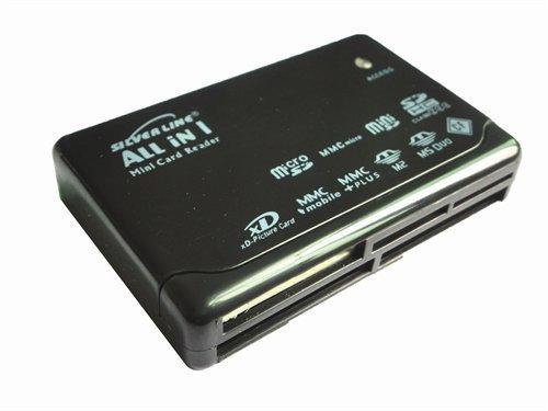 עדכון מעודכן קורא כרטיסי זיכרון Silver Line EL-650 - קוראי כרטיסים NT-72