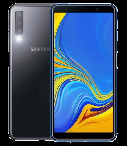 להפליא טלפון סלולרי Samsung Galaxy A7 (2018) SM-A750F 128GB 4GB IJ-66