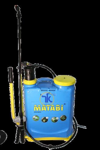 עדכון מעודכן מרסס גב 16 ליטר מטאבי MATABI - מרססים YQ-16