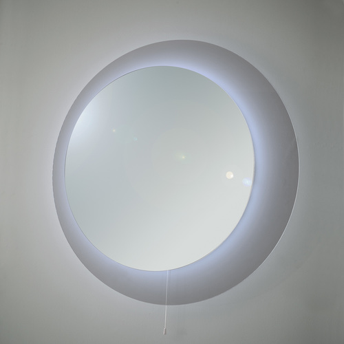 הוראות חדשות מראה עם תאורת לד לאמבטיה דגם זורה 90 ס''מ AVITAL DESIGNS - AVITAL KS-38