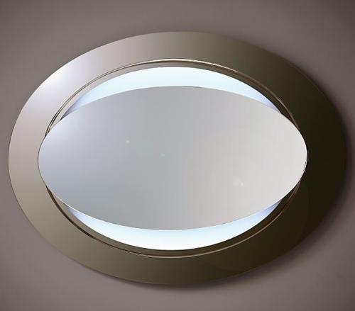 מותג חדש מראה עם תאורת לד לאמבטיה דגם אלן 100 ס''מ AVITAL DESIGNS - AVITAL CG-87