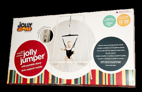 מעולה ג'ולי ג'אמפר - The Original Jolly Jumper with Stand ג׳ולי ג׳אמפר HB-79