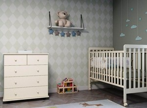 מאוד חדרי התינוקות הזולים בארץ - צוציק, עגלת תינוק, חדר תינוק BO-85
