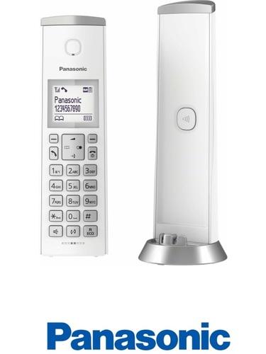 מודרניסטית טלפון אלחוטי פנסוניק מעוצב בשני צבעים לבחירה דגם KX-TGK210 HV-67