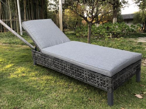 BroyerK Outdoor Reclining Chaise Lounge Chair : BroyerK