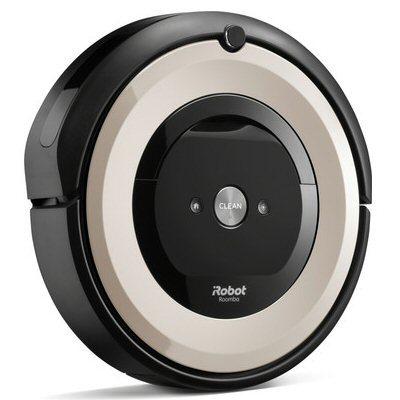 ברצינות שואב אבק רובוטי iRobot Roomba E5 LA-12