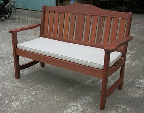 סנסציוני ספסל עץ לגינה דגם איבסן | המכולה NA-66