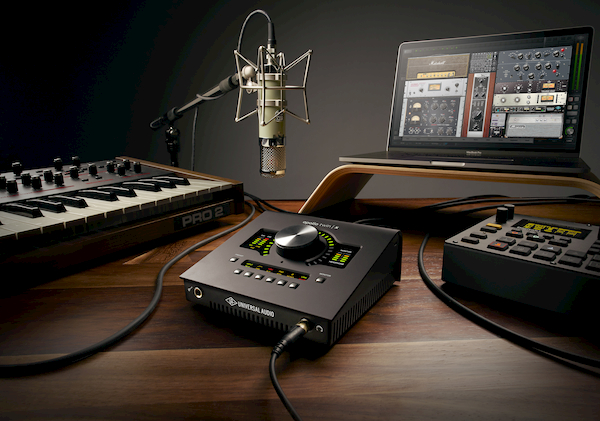 Universal Audio APOLLO TWIN X DUO Heritage Edition | כרטיסי קול21