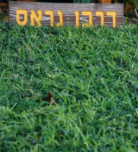 ענק דשא מוכן דרבן גרס- מרבד דשא מוכן המתאים למקומות בהם אין הרבה שעות SS-02