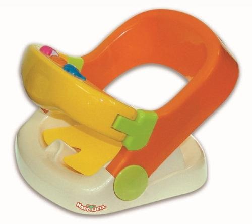 בנפט כיסא לאמבטיה מסתובב עם מנגנון נעילה בטיחותי דוקטור בייבי - Doctor MF-33