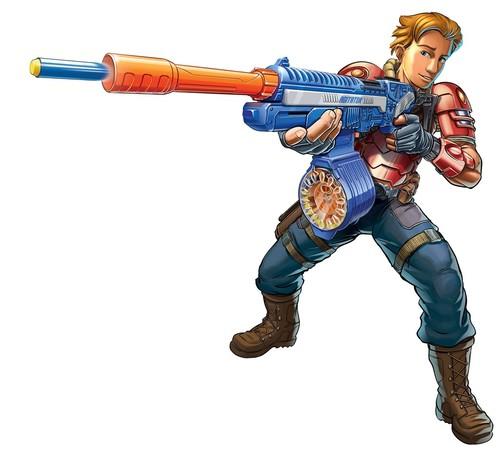 רובה חצים אגיטאטור X