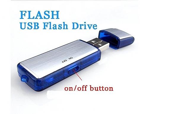 סנסציוני מקליט קול בחיבור USB זעיר EE-37