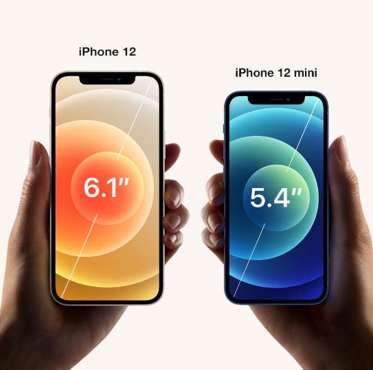 iPhone 12 mini 128GB Apple, אייפון 12 מיני - דינמיקה44
