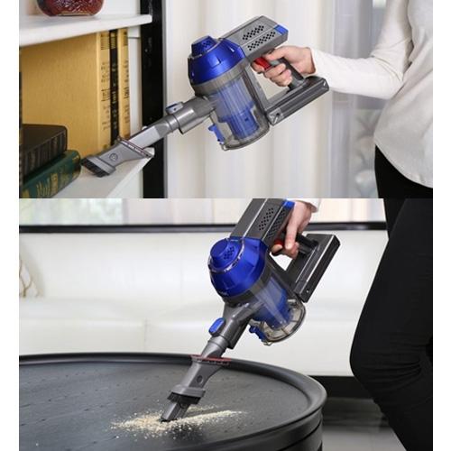 האופנה האופנתית שואב אבק ידני נטען Hemilton HEM3510 - HEMILTON - שואבי אבק ED-56