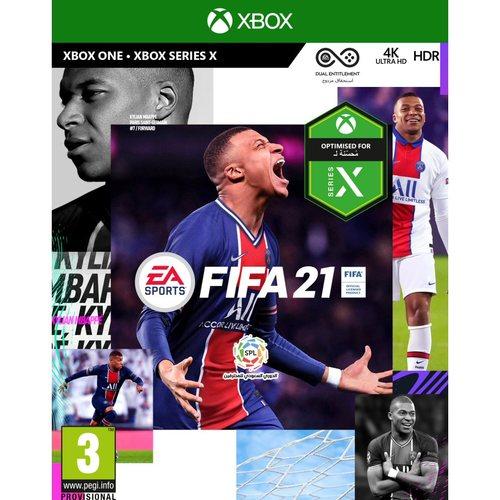 משחק הכדורגל FIFA 21 XBOX ONE/XBOX SERIES X S