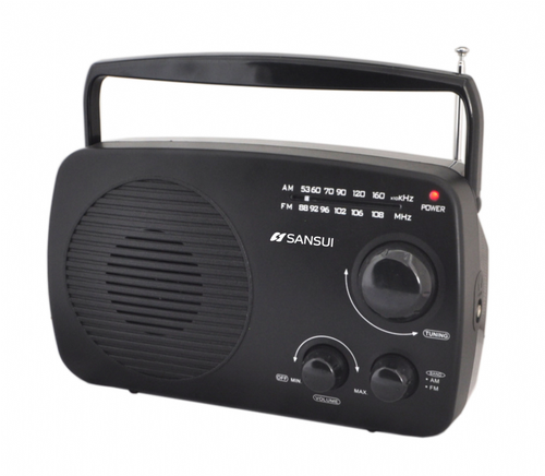 רק החוצה רדיו ביתי SAN4512 SANSUI - Sansui - מערכות שמע ניידות LE-44