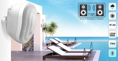 רמקולים מוגברים איכותיים להתקנה בחוץ Pure acoustics-od 975 - Pure acoustic  - רמקולים