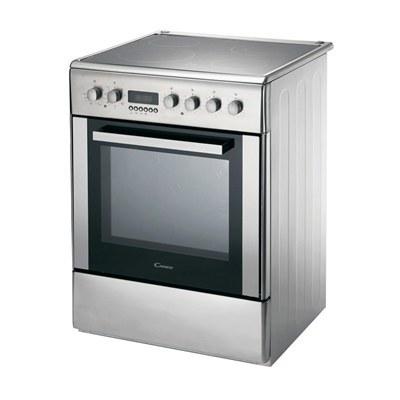 ברצינות תנור אפייה משולב עם כיריים קרמיות Candy CCV6525X נירוסטה - Candy KU-32