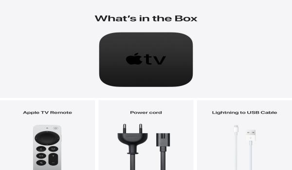 סטרימר Apple TV 4K 2021 32GB - דינמיקה28