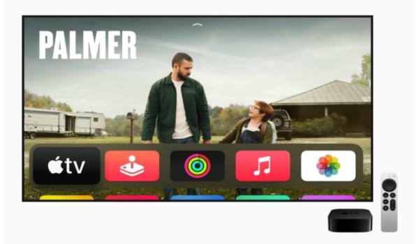 סטרימר Apple TV 4K 2021 32GB - דינמיקה27