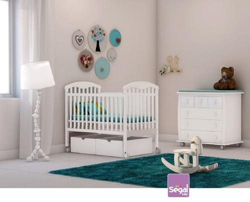 האחרון חדר תינוק ג'יה SuperSafe MDF רהיטי סגל - Segal - חדרי תינוקות FB-41