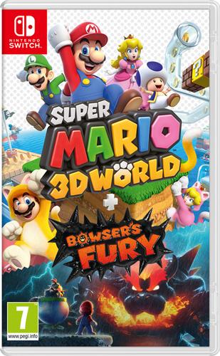 Super Mario 3D World + Bowser's Fury - הזמנה מוקדמת ההשקה ב12.2.2021