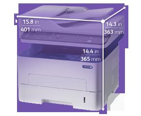 עדכון מעודכן מדפסת לייזר משולבת Xerox WorkCenter 3215V_NI זירוקס OY-95