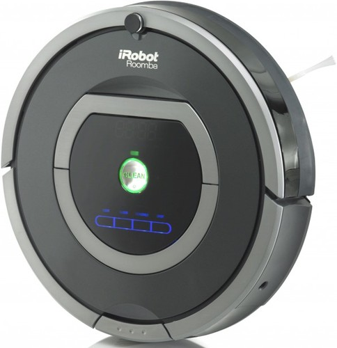מצטיין שואב אבק רובוטי IROBOT דגם: ROOMBA780, שואב רובוטי,רובוט,שואב XM-58