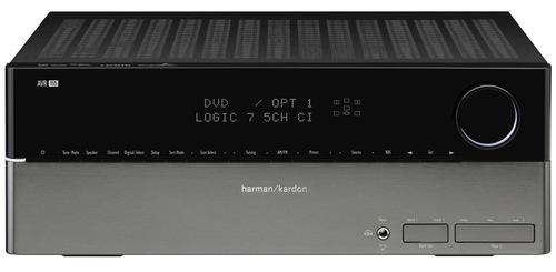 מצטיין רסיבר קולנוע ביתי אודיו/וידאו 5.1 ערוצים דגם AVR-155 KS-35