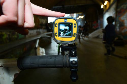 מצלמת וידיאו אקשן לילדים KIDIZOOM ACTIONCAM מבית VTECH
