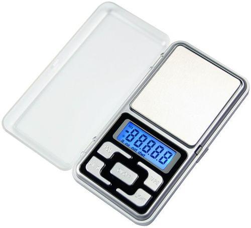 הוראות חדשות משקל כיס דיגיטלי עד 200 גרם רמת דיוק 0.01 - משקלים TB-59