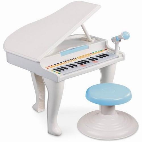 מודרני פסנתר אלקטרוני לילדים עם שרפרף Weina - Weina - צעצועים KL-16